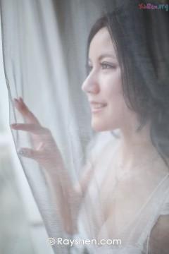 [Rayshen] 甜美小清新美少女宾馆私密唯美写真