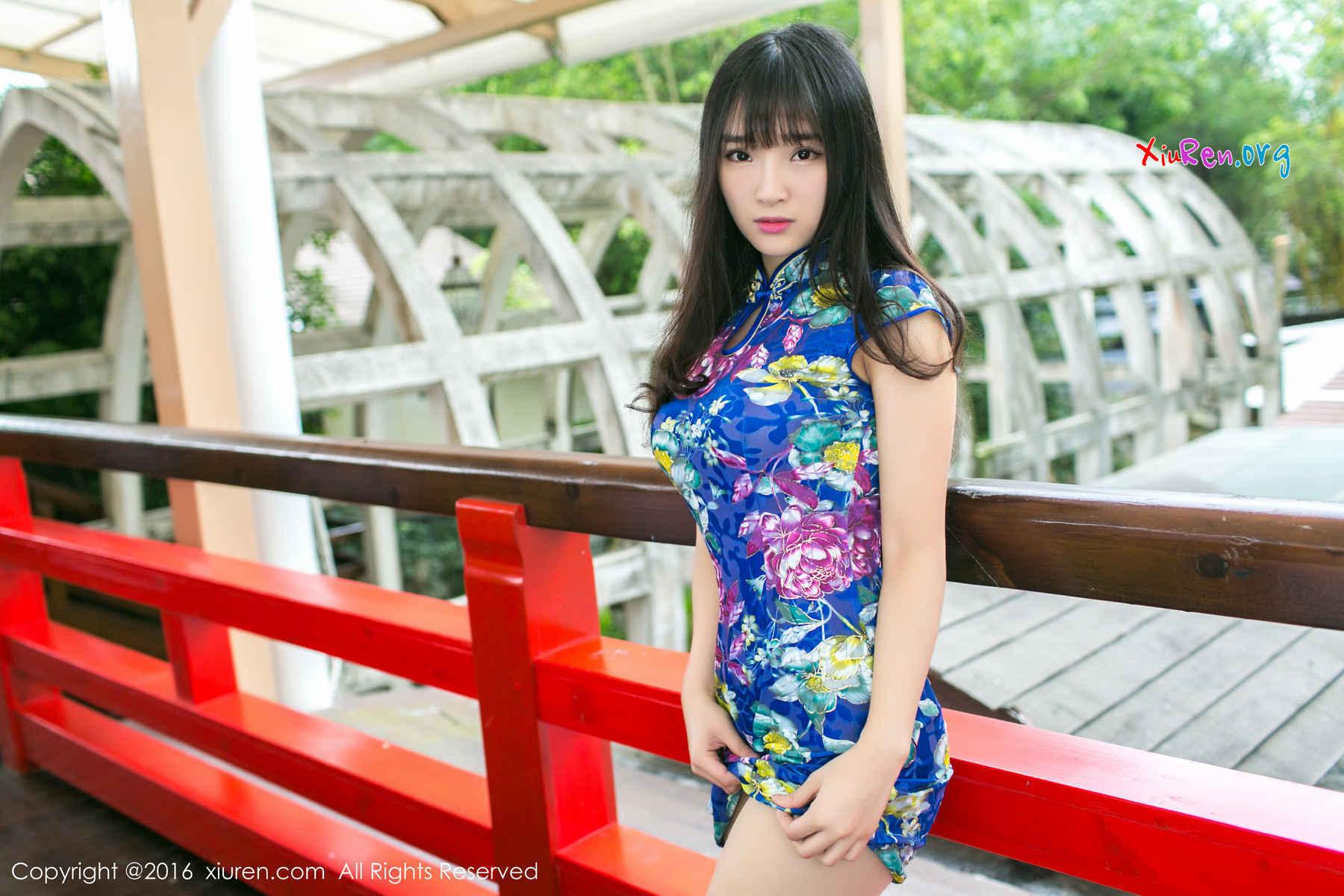 PhimVu Blog: XiuRen N00546 夏瑶baby 49P